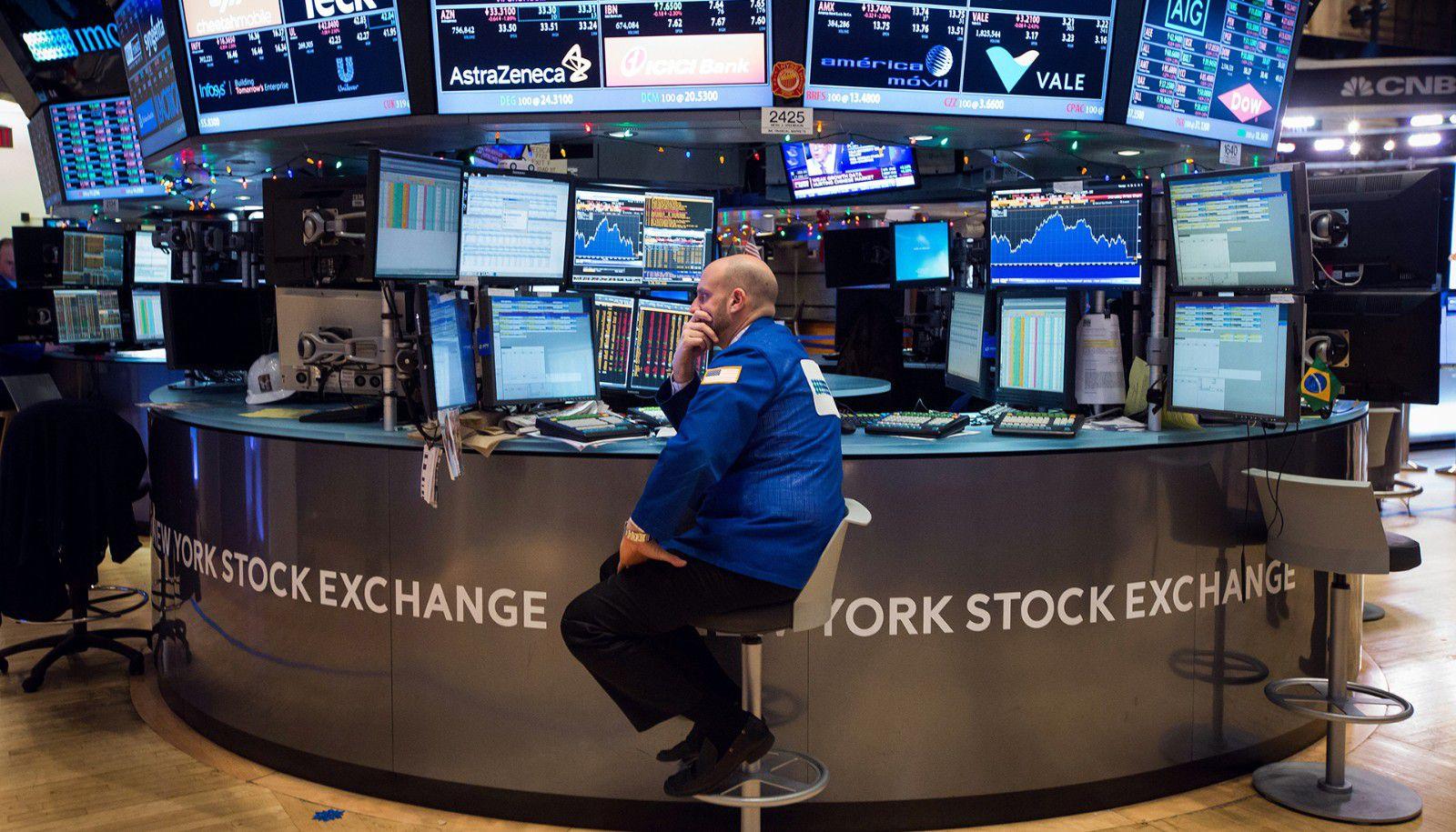 AvaTrade时事快讯:新冠疫情形势严峻,美国股指下跌严重