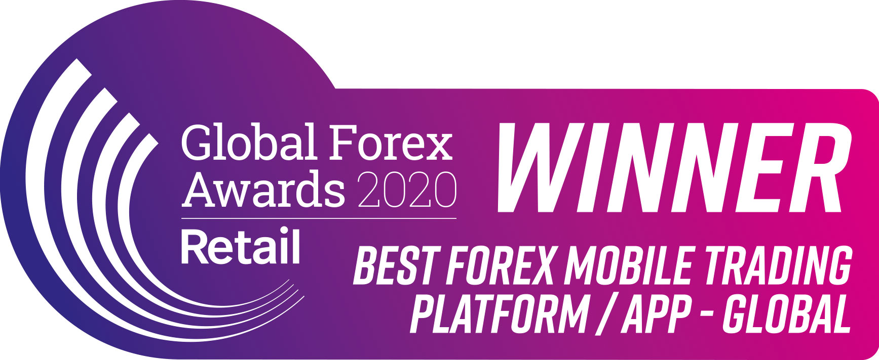 AvaTradeGo荣获2020 Global Forex Awards全球最佳外汇交易APP奖项