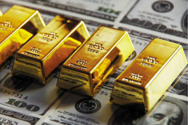 Avatrade爱华外汇:美元收益率持续回落,黄金上涨近15美元达一周最高