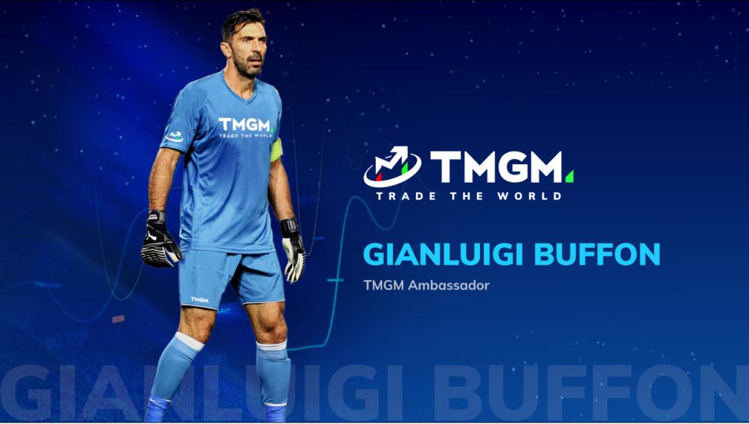 TMGM品牌大使揭幕——与意大利传奇门将吉安路易吉布冯签约